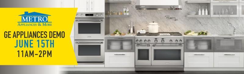 Visit Us - Metro Appliances & More | Kitchen & Home Appliance Stores